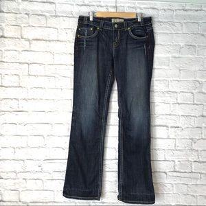 MEK Jeans Capetown Boot Cut 32/34 Dark Wash 💙